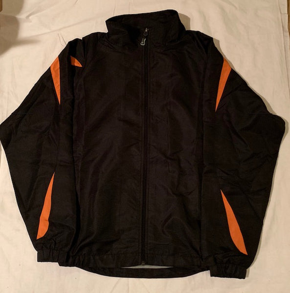 FIRSTAR JACKETS BLACK/ORANGE NEW WITH TAGS SALE!!!!