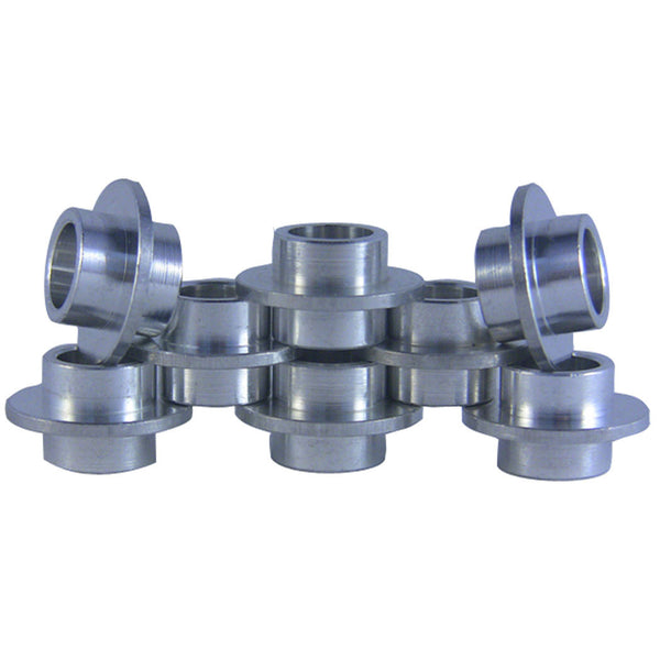 Helo Floating Inline Hockey Skate Bearing Spacers (8-Pack)