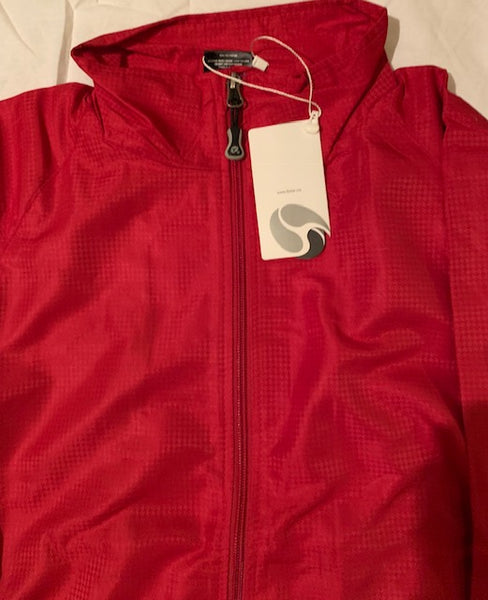 FIRSTAR JACKETS MAROON/WHITE NEW WITH TAGS SALE!!!!