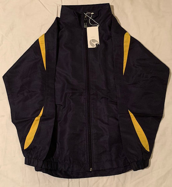 FIRSTAR JACKETS NAVY/GOLD NEW WITH TAGS SALE!!!!