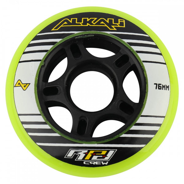 Alkali RPD Crew Inline Hockey Wheels