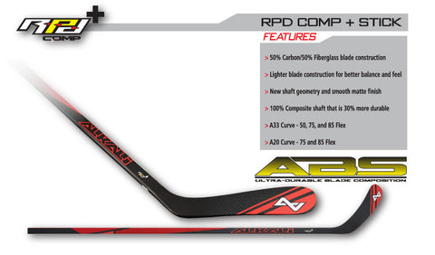 Alkali RPD Comp+ Hockey Stick
