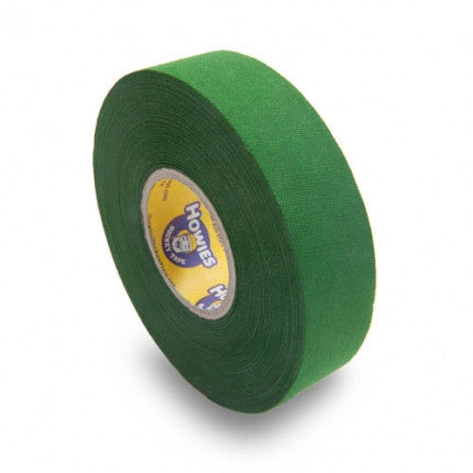Howies Green Cloth Hockey Tape (Single)