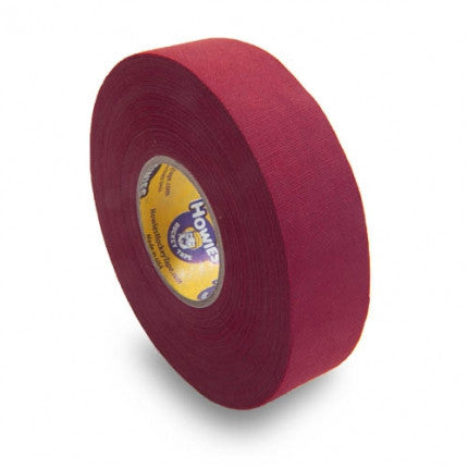 Howies Maroon Cloth Hockey Tape (Single)