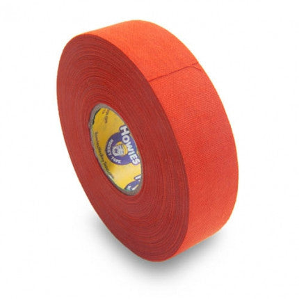 Howies Orange Cloth Hockey Tape (Single)