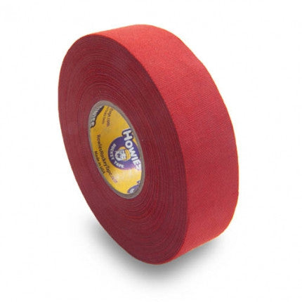 Howies Red Cloth Hockey Tape (Single)