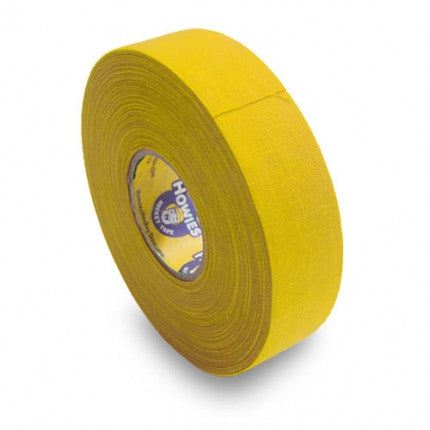 Howies Yellow Cloth Hockey Tape (Single)
