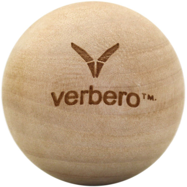 VERBERO WOOD STICK HANDLING TRAINING BALL