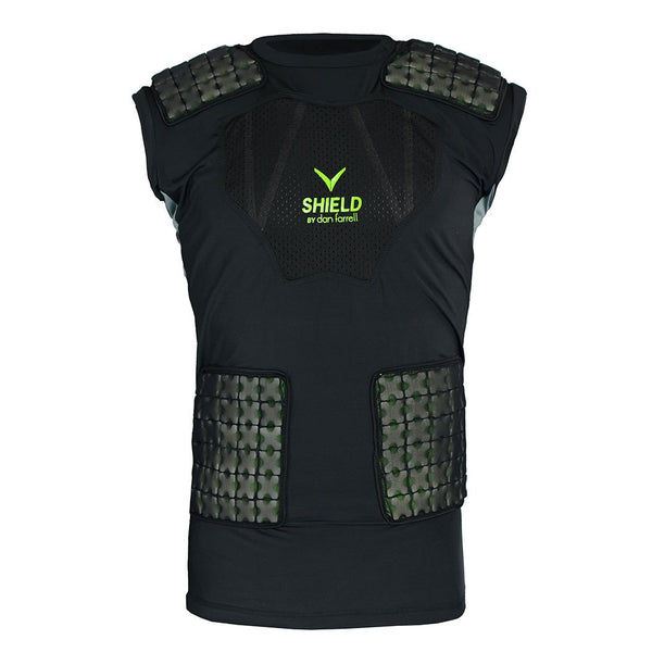 VERBERO SHIELD JUNIOR PADDED HOCKEY SHIRT