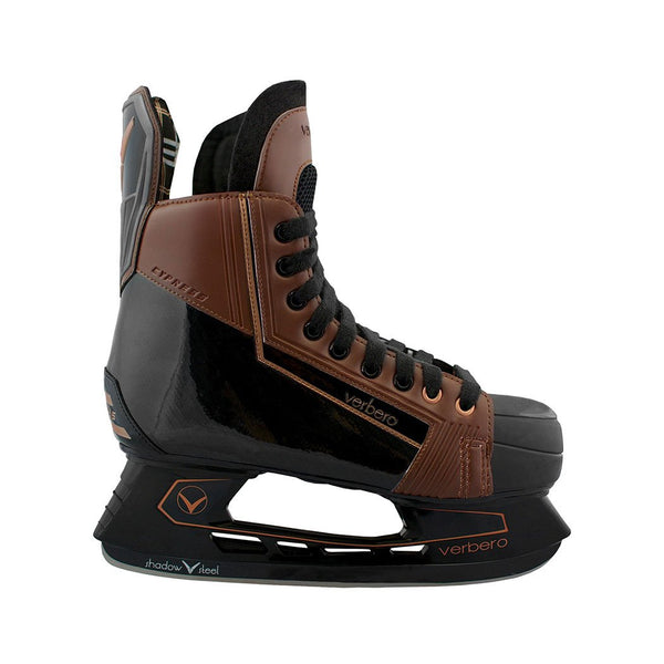 VERBERO CYPRESS SENIOR ICE HOCKEY SKATES (VINTAGE BROWN)