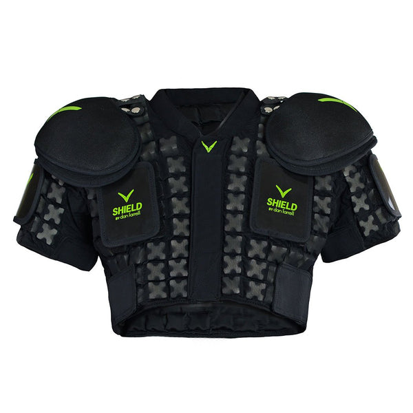 VERBERO SHIELD JUNIOR HOCKEY SHOULDER PADS