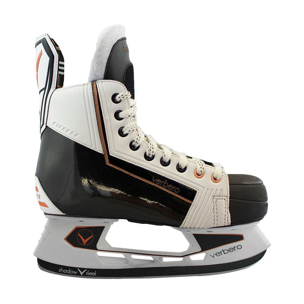 VERBERO CYPRESS SENIOR ICE HOCKEY SKATES (WHITE)