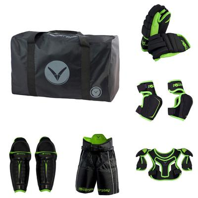 VERBERO POWERPLAY HOCKEY EQUIPMENT STARTER KIT