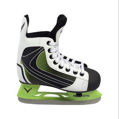 VERBERO POWERPLAY ADJUSTABLE ICE HOCKEY SKATES