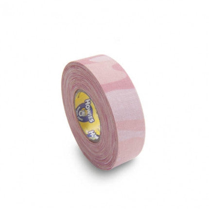 Howies Pink Camo Hockey Tape (Single)