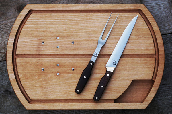 15. Carving board