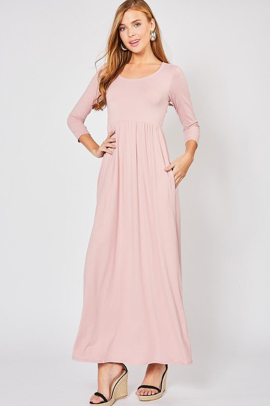 Lily Pink Maxi