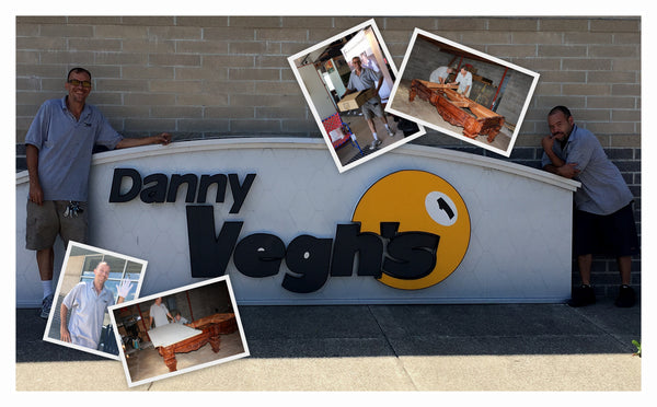 Meet the Danny Vegh's White Glove Service and Delivery Team