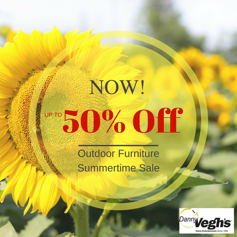 Danny Vegh's Summer Sale