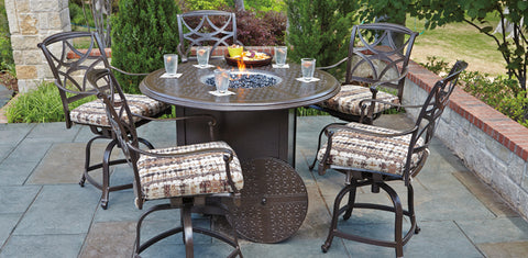 Top 5 Trends in Outdoor Fire Pit Tables – Danny Vegh\'s