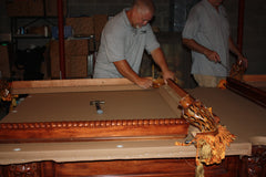 Pool Table Assembly Danny Veghs - How to install pool table felt