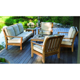 Chelsea Deep Seating Swivel Rocker Lounge Chair, Outdoor Furniture, Kingsley Bate - Danny Vegh's