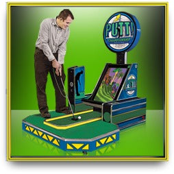 Putt! Championship Edition, Games, Chicago Gaming Company - Danny Vegh's