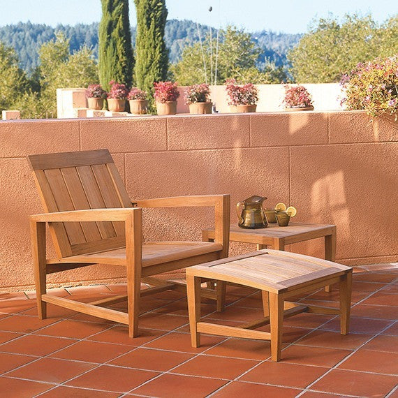Amalfi Club Chair, Outdoor Furniture, Kingsley Bate - Danny Vegh's