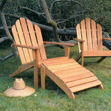 Adirondack Chair - Teak, Outdoor Furniture, Kingsley Bate - Danny Vegh's