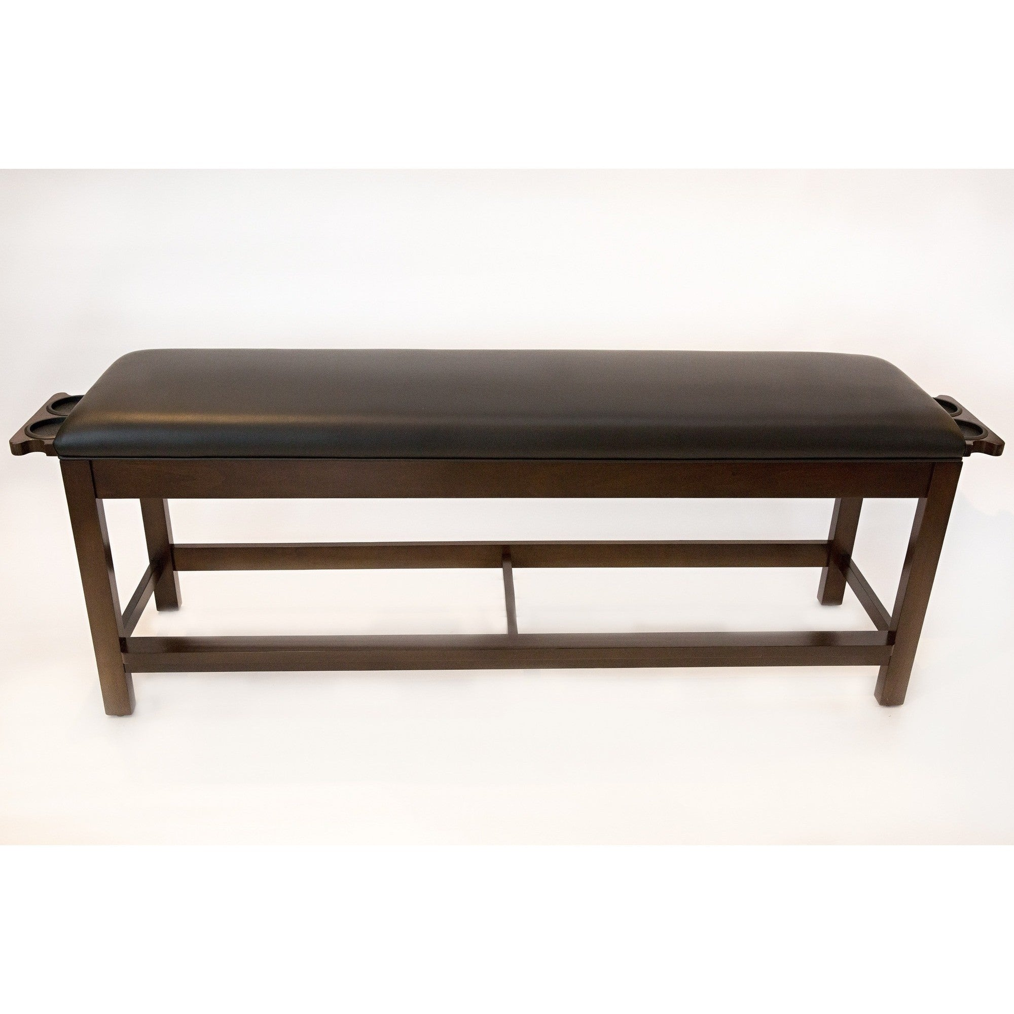 Backless Classic Storage Bench, Spectator Seating, Legacy - Danny Vegh's