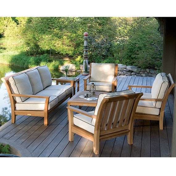 Chelsea Deep Seating Sofa, Outdoor Furniture, Kingsley Bate - Danny Vegh's