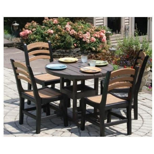 "36"" Round Dining Table - Danny Vegh's - Outdoor Furniture - Breezesta - 2"