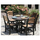 "26"" Round Dining Table - Danny Vegh's - Outdoor Furniture - Breezesta - 2"