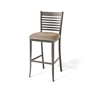 Edwin Non Swivel Stool, Kitchen and Bar Stool, Amisco - Danny Vegh's