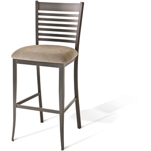 Edwin Swivel Stool, Kitchen and Bar Stool, Amisco - Danny Vegh's