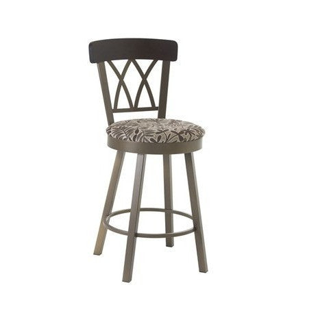 Brittany Swivel Stool, Kitchen and Bar Stool, Amisco - Danny Vegh's