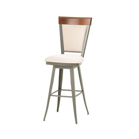 Eleanor Swivel Stool, Kitchen and Bar Stool, Amisco - Danny Vegh's