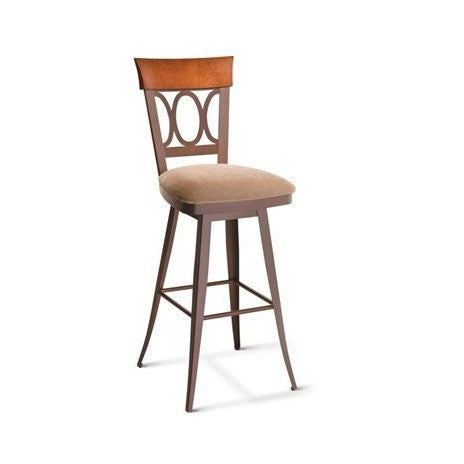 Cindy Swivel Stool, Kitchen and Bar Stool, Amisco - Danny Vegh's