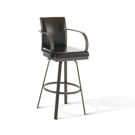 Lance Swivel Stool, Kitchen and Bar Stool, Amisco - Danny Vegh's