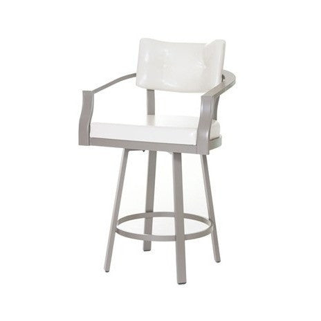 Jonas Swivel Stool, Kitchen and Bar Stool, Amisco - Danny Vegh's