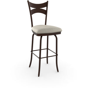 Meadow Swivel Stool, Kitchen and Bar Stool, Amisco - Danny Vegh's