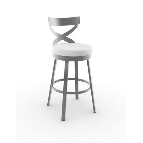 Lincoln Swivel Stool, Kitchen and Bar Stool, Amisco - Danny Vegh's