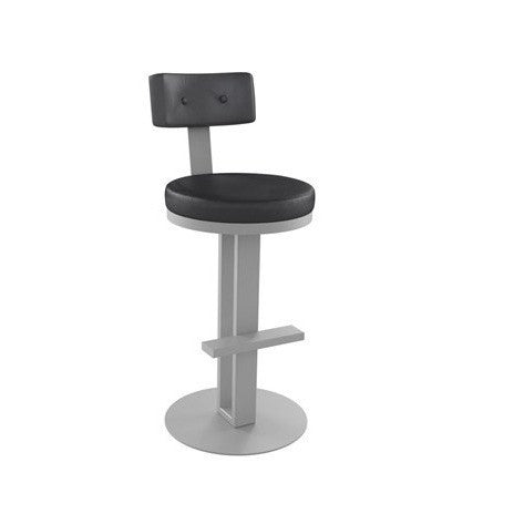 Empire Swivel Stool, Kitchen and Bar Stool, Amisco - Danny Vegh's