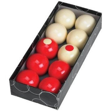 Action Bumper Pool Ball Set, 2 1/8""