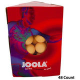 Magic Orange 48 Balls - Danny Vegh's - Ping Pong Accessories - Joola