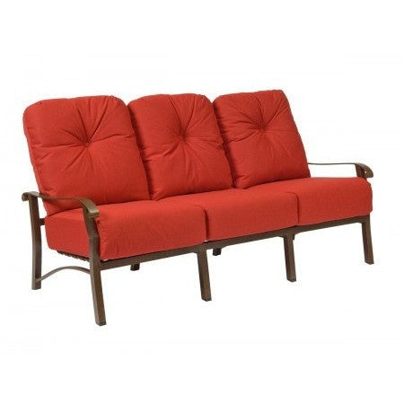 Cortland Cushion Sofa, Outdoor Furniture, Woodard - Danny Vegh's