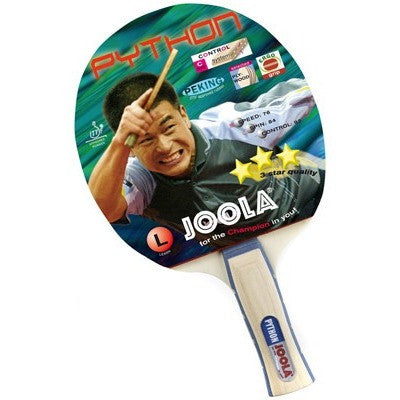 Python Racket - Danny Vegh's - Ping Pong Accessories - Joola