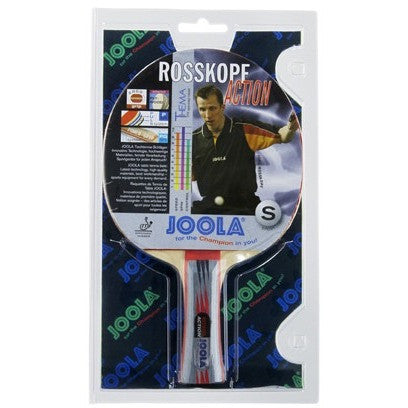 Rossi Action Racket - Danny Vegh's - Ping Pong Accessories - Joola