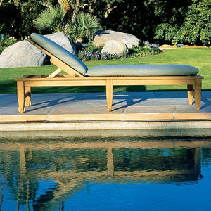 Amalfi Chaise, Outdoor Furniture, Kingsley Bate - Danny Vegh's