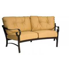 Belden Cushion Crescent Love Seat